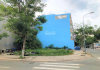 Lô góc 2 mặt tiền diện tích: 108m2 (6 x 18m) đối diện siêu thị CoopMart, cách Aeon Mall 10phút