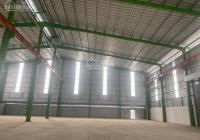 Cho thuê kho xưởng 1355m2 - 1750m2 - 1850m2 - 3550m2 tại Cẩm Giàng, Hải Dương (đối diện KCN Đại An)