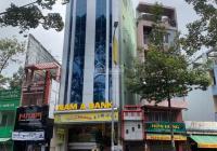 Bán tòa nhà mặt tiền Trần Bình Trọng, P3, Q5, DT 7.5m x 15m, hầm, 7 lầu, HĐT 180 triệu/tháng