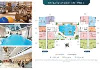 Bán căn hộ 3 phòng ngủ dự án De Capella Lương Định Của Quận 2, 56tr/m2 giao hoàn thiện cao cấp