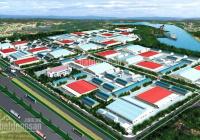 Bán xưởng hoàn thiện khu công nghiệp Bình Dương, 125m x 130m, giá rẻ