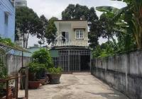 Bán nhà có sân rộng đường số 4, phường Trường Thọ, TP. Thủ Đức DT 200m2 nở hậu