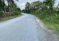 Đất MT đường nhựa 10x65m (thổ 100%) gần UBND Đức Hòa Thượng giá ngộp cần bán gấp