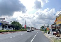 Đất mặt tiền kinh doanh ĐT 744, Phú An ngay gần ngã tư Phú Thứ DT 16x86m chỉ 12.8 tỷ