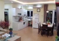 Gia đình cần bán căn hộ 06, ban công Đông Nam, DT 77,2m2, chung cư CC 110 Cầu Giấy