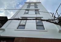 Chính chủ bán nhà 2 MT, 6tầng, thang máy, Vũ Tông Phan Khương Trung. DT: 45m2 tiện làm văn phòng