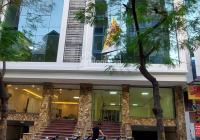 Chính chủ bán lô góc phố Trần Thái Tông 121m2 x 9 tầng MT 12m, dòng tiền 120tr/tháng. Nhỉnh 50 tỷ