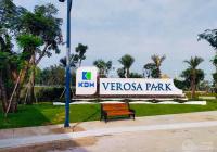 Cập nhật giỏ hàng Verosa chủ bán nhanh để thu hồi vốn thấp hơn thị trường 200 - 300tr, căn đẹp hot