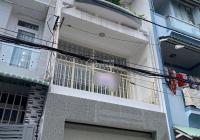 Nhà mới hẻm xe hơi đường Tên Lửa, An Lạc A, Bình Tân. 3,8 x 15,2m (51,6m2) trệt, 1 lầu, sân thượng