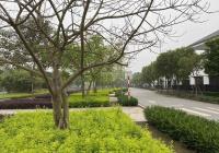 Bán liền kề dự án Hà Đô, 100m2 giá 85 tr/m2 đất. Tiện ích cây xanh, mặt nước 80% dự án