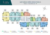 Cần tiền bán gấp 2PN 2WC 68m2 S2 Sky Oasis Ecopark. Chỉ 2,1tỷ bao phí sang tên HĐMB, LH 0973792020