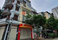 Cho thuê nhà phố Quan Hoa CG, DT 60m2 x 5T, MT 5m, điều hòa thông sàn VP, sạp shop giá 20tr/th