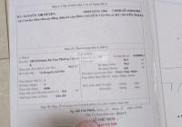 Bán nhà hẻm 288 Dương Bá Trạc, quận 8, 96.5m2, cấp 4, nhà nát, giá rẻ 7,2 tỷ có thương lượng