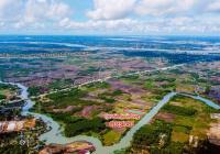 Đất dân bán giá rẻ mùa dịch, đất mặt tiền sông lớn gần đường cầu Cát Lái, xã Phước Khánh Nhơn Trạch