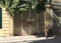 Nhà phân lô ngõ 651 Minh Khai, gần Lạc Trung, DT đất 60m2, 3T, giá 10tr/th