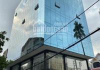 Bán gấp tòa nhà văn phòng 1 hầm 8 lầu thang máy, DT: 15mx35m, đang cho thuê 600 triệu/tháng