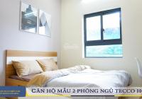 Tecco Home giá chỉ 23 triệu/m2, chiết khấu xe SH150i, ân hạn gốc lãi 0989337446