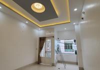 Nhà đẹp trệt lầu đường Đinh Công Trứ, p Bình Khánh