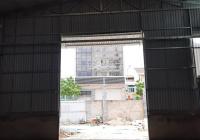 Cho thuê kho mặt tiền đường Phan Huy Ích. DT 2 kho gộp lại 1800m2