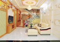 Bán nhà mặt tiền kinh doanh đường Hùng Vương, quận 10, DTSD: 380m2, 6 tầng, giá 18 tỷ