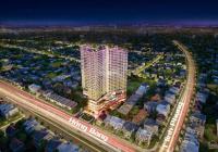 Sở hữu căn hộ cao cấp MT đường Hồng Bàng chỉ với 1tỷ2 và HTLS 0% lên đến 18 tháng LH: 0902814553