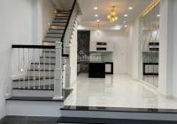 Nhà mới hẻm xe tải Hồ Học Lãm, Bình Tân, gần Aeon Mall, 4x12,9m vuông Vức, 1 Trệt 3 Lầu