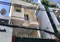 Bán nhà HXH 6m 345/x Trần Hưng Đạo, P. Cầu Kho - Q1 hầm trệt lửng 3 lầu giá 20,5 tỷ