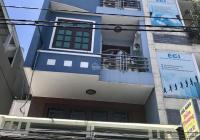 Bán nhà hẻm 55 Trần Đình Xu, Phường Cầu Kho - Q1 4x21m trệt 4 tấm đúc. Giá 15 tỷ
