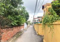 Cần bán mảnh đất 2 mặt thoáng đường ô tô con vào nhà ở Kim Sơn giá 820tr