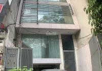 Cần cho thuê tòa nhà VP mặt phố Thái Thịnh DT 80m2 7T - MT 8m có hầm, 1tum giá thuê 40tr/th