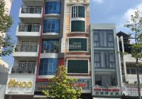 Bàn nhà 2 MT (trước - sau) Đường Trần Phú, Quận 5 (4 x 20m) nhà 6 lầu sân thượng HĐ thuê 90 triệu