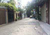 Bán nhà khu nội bộ, hẻm 8m Trần Huy Liệu, DT: 4.3x11m vuông vức, nhà 4 lầu cao cấp, giá: 8.5 tỳ TL
