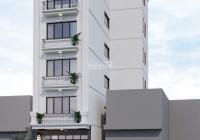 Bán tòa nhà chung cư mini Xuân Thủy - Cầu Giấy (nhà mới xây 23 phòng)