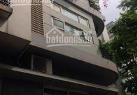 Cho thuê nhà 80m2x5 tầng phố Phạm Thận Duật. 27 triệu