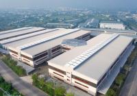 Bán xưởng hoàn thiện khu công nghiệp Bình Dương, DT: 16.000m2, đã trang bị đầy đủ các hệ thống