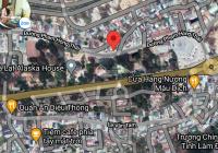 Cần bán lô đất trung tâm TP Đà Lạt 347m2, ngay trung tâm Dalat, 2 mặt tiền, giá hạ tối đa 17,5 tỷ