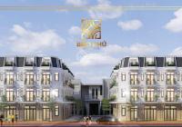 Nhà phố cao cấp MT An Phú Đông, Quận 12, tiện ích nội khu, SHR 1 trệt 3 lầu