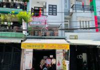 Cần bán gấp căn nhà 4 tầng 4.5x20m SHR, mặt tiền Quang Trung chợ Hạnh Thông Tây, quận Gò Vấp