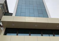 Cho thuê cả tòa building mặt phố Hoàng Cầu 235m2 x 10 tầng có hầm ĐH âm trần sàn thông nhà mới