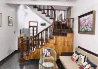 Nhà ngõ Tây Hồ, Quảng An, 4 phòng ngủ, 45m2, full đồ, nhà thoáng mát rộng rãi siêu đẹp