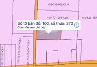 Bán gấp lô đất xã Phước An, Nhơn Trạch, Đồng Nai. Vị trí 1 xẹt cách Hùng Vương 50m. Dt 16mx32m.