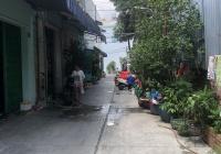 Nhà cấp 4 hẻm 4m đường Số 7, An Lạc A, Bình Tân. 4 x 7,45m (29,8 m2) hướng Tây, gần aeon mall