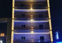 Chính chủ bán toà nhà văn phòng cao 7 tầng DT: 10.7x18m (156.2m2) MT Huỳnh Tấn Phát, Q7