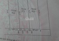Bán gấp đất Yên Sở phân lô chỉ 44tr/m2