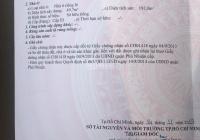Chủ cần bán căn nhà Phú Nhuận đường Nguyễn Kiệm