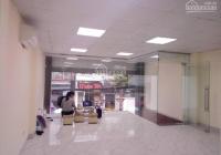 Cần sang nhượng lại MBKD, cửa hàng tầng 1 vuông 46m2, MT 5,5m tại ngã tư Nguyễn Khánh Toàn