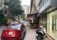 Đại Cồ Việt - mặt tiền khủng - vỉa hè rộng - đường ô tô tránh - kinh doanh đỉnh