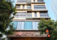 Bán gấp tòa nhà mặt tiền Ung Văn Khiêm, P. 25, Q. Bình Thạnh, 12.2 x 35m, 7 lầu, giá 70 tỷ