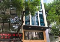 Bán nhà mặt phố Lê Đại Hành sổ đỏ chính chủ, diện tích 70m2 xây 5 tầng giá 20 tỷ, 2 mặt thoáng