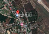 Cần bán nhanh lô đất đẹp mặt tiền Lý Thánh Tông, thuận tiện kinh doanh buôn bán